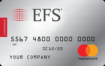 EFS Fleet Mastercard
