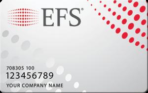 EFS Fleet Card