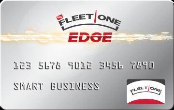 Fleet One Edge Card