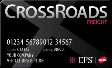 CrossRoads Freight Card